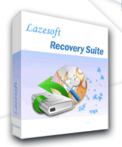 Lazesoft Recovery Suite 4.3 Unlimited Edition Crack Download