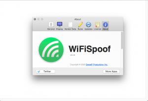 WiFiSpoof 3.4.8 Crack Mac & Serial Key 2020 [100% Working]