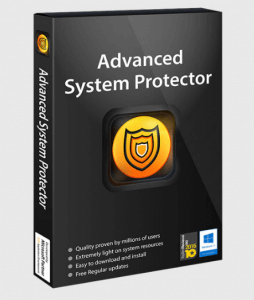 Advanced System Protector 2.3.1001.26092 With Crack Full Latest