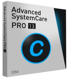 Advanced SystemCare Pro 13.7 Crack