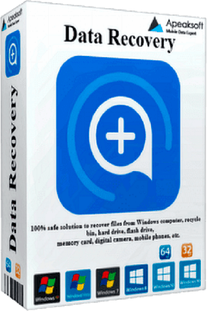 Apeaksoft Data Recovery 1.2.18 + Crack Free Full Latest Download 2021