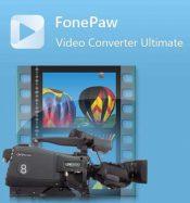 FonePaw Video Converter Ultimate 6.4.0+Crack Download Free Latest
