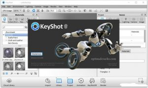 KeyShot 9.3.14 Crack + Keygen Torrent [Win + Mac] Free Download 2020