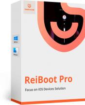 Tenorshare ReiBoot Pro 8.0.13.5 Crack & Registration Key With Activation 2021