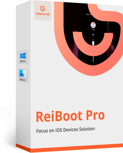 Tenorshare ReiBoot Pro 8.0.1.7 Crack & Registration Key With Activation2021