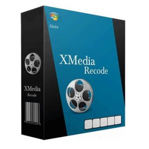 XMedia Recode 3.5.2.7 Crack With Keygen + Free Download Latest 2021