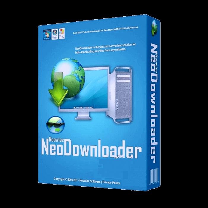 NeoDownloader 4.0 build 253 Crack & Registration Code Full Latest