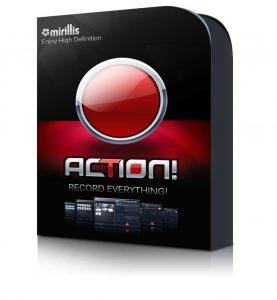 Mirillis Action Crack 4.10.5 Plus Serial Key Full Latest Version 2020