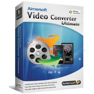 Aimersoft Video Converter Ultimate 11.7.4.3 Crack Plus Registration Code