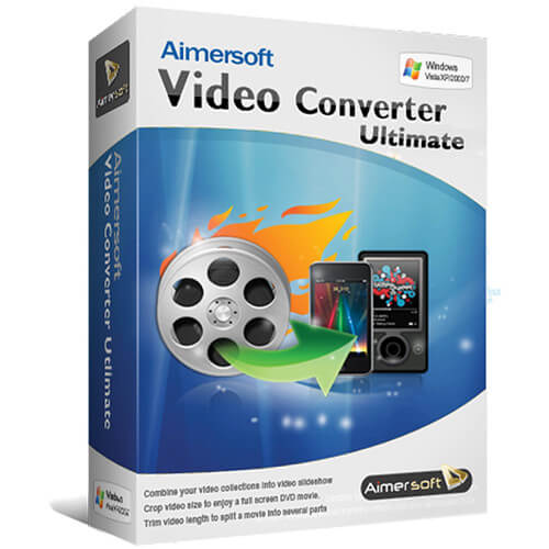 Aimersoft Video Converter Ultimate 11.7.4.3 Crack & Serial Key Latest 2021