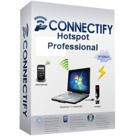 Connectify Hotspot Pro 2021 Crack With Serial Key Full Download