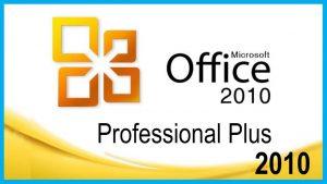 Microsoft Office 2010 Product Key Full Free Crack 2020