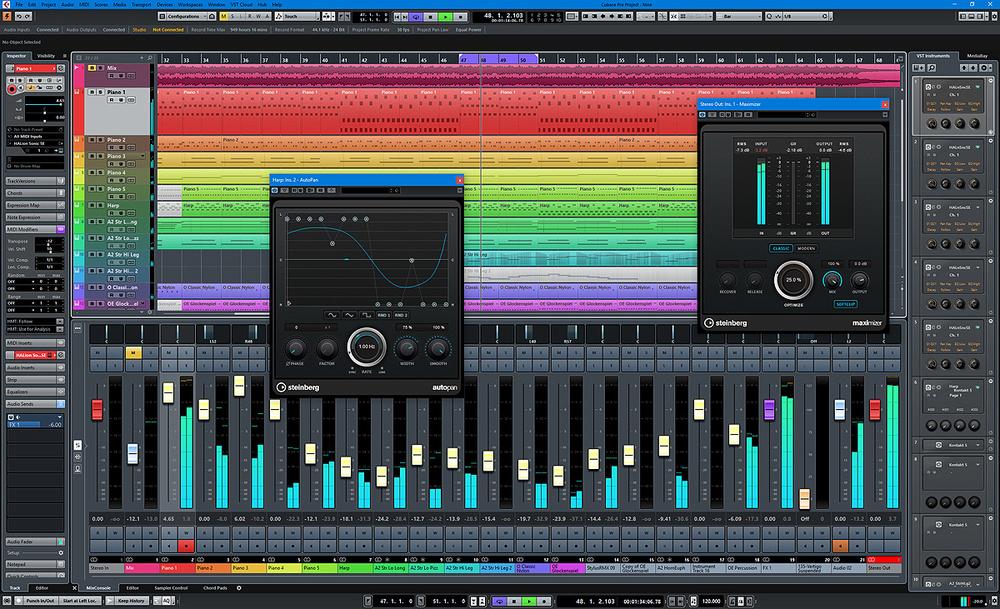 Cubase Pro 9.5.40 Crack + Serial Key Free Download Full Version 2020
