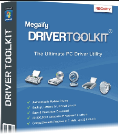 Driver Toolkit 8.6.0.2 License Key + Crack Full 100% Working