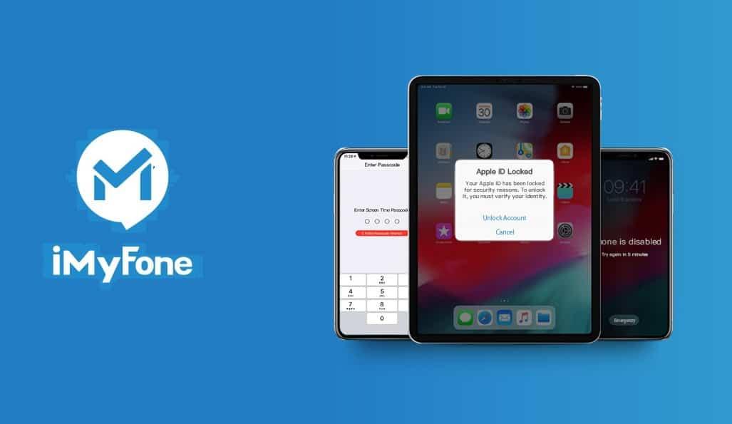 iMyFone LockWiper 7.4.1.2 Crack Keygen With Full Latest Software 2021