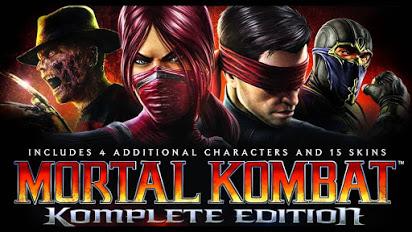 Mortal Kombat Deception PC Crack Full Free Download