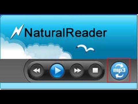Natural Reader 16.1.2 Activation Key + Crack Free Download Latest