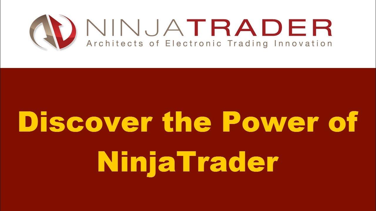 Power NinjaTrader License Key with Crack Free Full 8 ...
