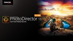 CyberLink PhotoDirector 11.6.3018.0 Activation Key + Crack [Latest]