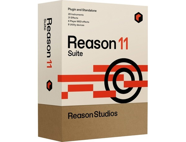 Reason 11.4 Crack [Keygen + Serial Key] Free Download 2020