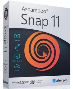 Ashampoo Snap 11.1.0 Crack With License Key Full Latest Version Download 2021