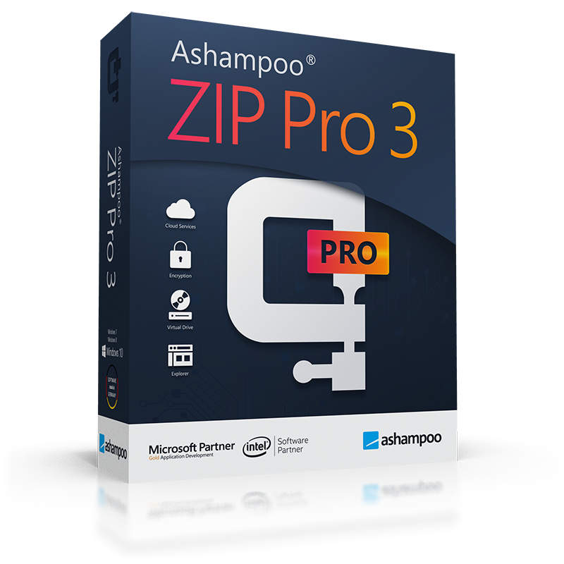 Ashampoo ZIP Pro 3.05.07 Crack Download & Activation Key 2021 Full Latest