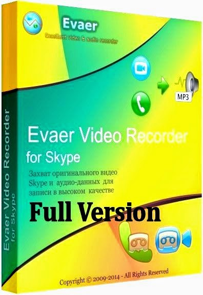 Evaer Video Recorder for Skype 2.1.1.25 With Crack Full Latest Version