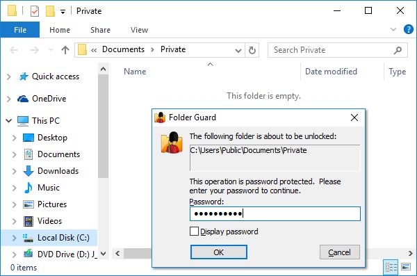 Folder Guard 20.10.3 +Crack With License Key (Latest Version)Free Download