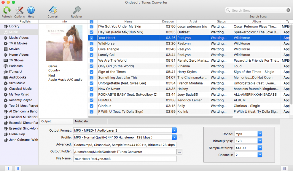 NoteBurner iTunes DRM Audio Converter [2021] Crack Full Version For PC