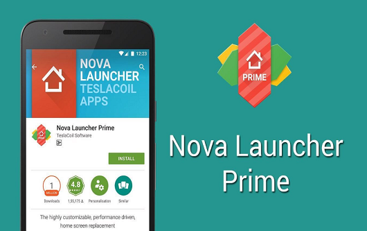 Nova Launcher Prime 7.0.10 MOD + Tesla Unread Final Free Download