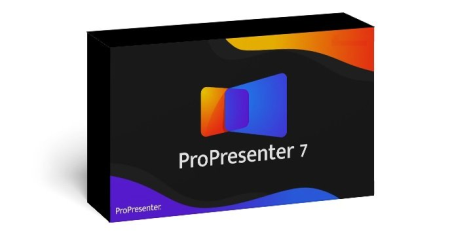 ProPresenter 7.2.2 + Crack With Keys Full Latest Version Free Download