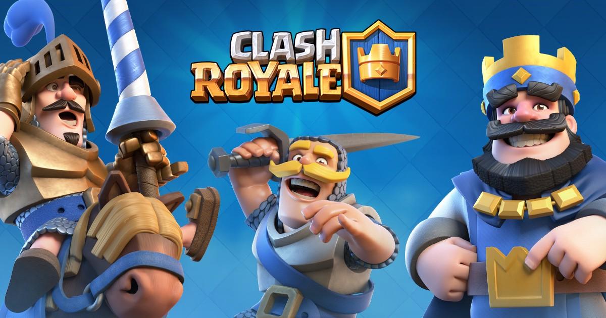 Clash Royale Cracked 3.3.2 / Unlimited MOD APK