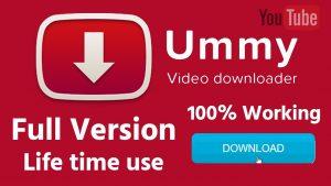 Ummy Video Downloader 1.10.10.7 Crack With License Code Full Version