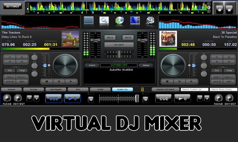 Program4Pc DJ Music Mixer 8.5.0.0 + Crack Free Full Latest Version Download