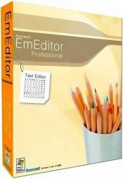 EmEditor Professional 21.1.2 + Crack Free Download 2022