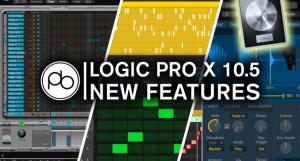 Logic Pro X 2021 (10.5.1) Crack+ Torrent [Mac & Win] Free Download