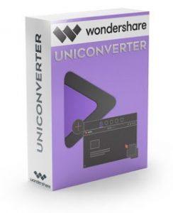 Wondershare UniConverter 13.0.2.45 + Crack With Registration Code [Latest]