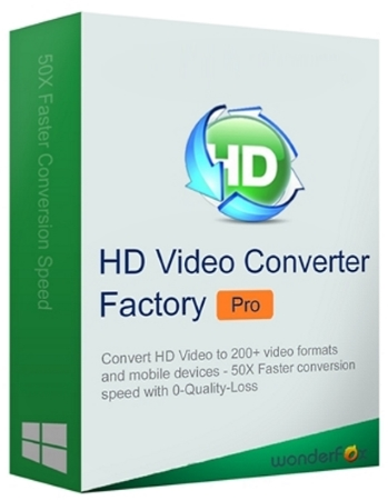 Wonderfox HD Video Converter Factory Pro 21.3 + Serial Key Full Latest 2021