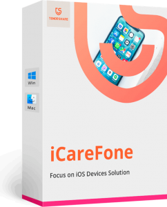 Tenorshare iCareFone Pro 7.5.0.12 Crack With Torrent Full Version Free Download