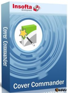 Insofta Cover Commander 6.7.0 + Serial Number Free Download 2021