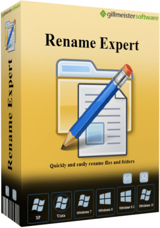 Gillmeister Rename Expert 5.21.11 + Patch [Latest Version] Free Download