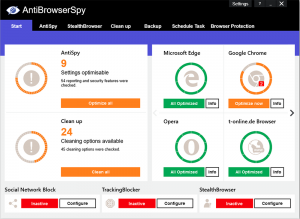 AntiBrowserSpy Pro 2021.4.09.28655 Retail + Crack [ Latest ] Free Download