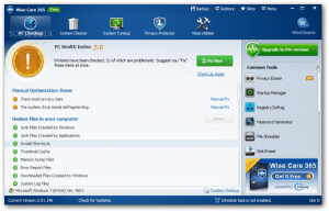 Wise Care 365 Pro 5.9.1 Crack + Torrent [Build 582] Free Latest
