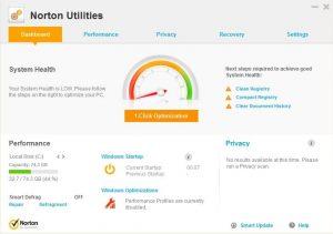 Symantec Norton Utilities 21.4.1.199 + Crack [Latest] 2021 Download