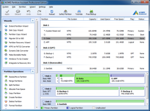 AOMEI Partition Assistant Crack 9.4.1 With License Key Download [Latest]