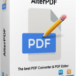 AlterPDF Pro 5.3 + Crack Latest Version Full Free Download 2021