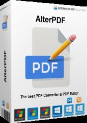 AlterPDF Pro 5.4 + Crack Latest Version Full Free Download 2021