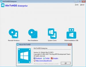 WinToHDD Enterprise 5.2 Full Crack Free Key Download [Latest] 2021
