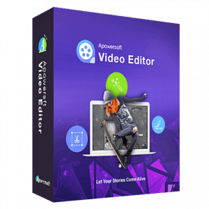 Apowersoft Video Editor 1.7.6.12 + Crack [Latest 2022] Free Download