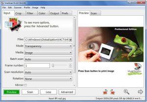 VueScan Pro 9.7.67 Crack Full [2022 Keygen] Free Download